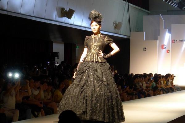 香港服装学院学子勇夺2013广东大学生优秀服装设计大赛银奖